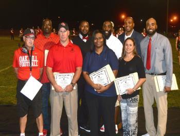 Oak Hill High/Collins High School Alumni Association